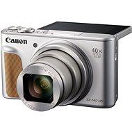 Canon PowerShot SX740 HS ezüst - Digitális fényképezőgép
