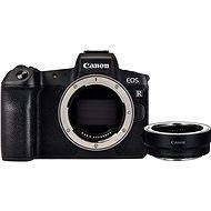 Canon EOS R test + EF-EOS R adapter - Digitális fényképezőgép