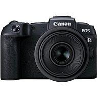 Canon EOS RP fekete színű + RF 24-240mm IS USM - Digitális fényképezőgép