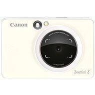 Canon Zoemini S, gyöngyházfehér - Instant fényképezőgép