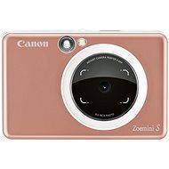 Canon Zoemini S, rózsaarany - Instant fényképezőgép
