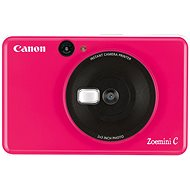 Canon Zoemini C, rágógumi-rózsaszín - Instant fényképezőgép