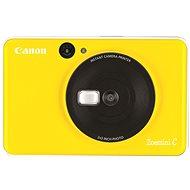 Canon Zoemini C, dongósárga - Instant fényképezőgép