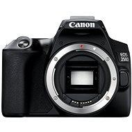 Canon EOS 250D váz, fekete - Digitális fényképezőgép