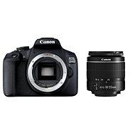 Canon EOS 2000D + 18-55 mm DC III - Digitális fényképezőgép