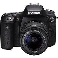 Canon EOS 90D + 18-55mm IS STM - Digitális fényképezőgép