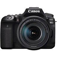 Canon EOS 90D + 18-135mm IS USM - Digitális fényképezőgép