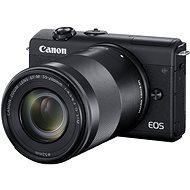 Canon EOS M200 + EF-M 15-45mm f/3.5-6.3 IS STM + EF-M 55-200mm f/4.5-6.3 IS STM - Digitális fényképezőgép