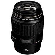 Canon EF 100mm f/2.8 USM Macro - Objektív