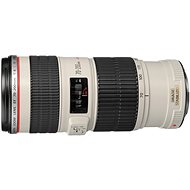 Canon EF 70-200 mm F4.0 L IS USM zoom - Objektív