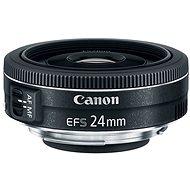 Canon EF-S 24mm f / 2.8 STM - Objektív