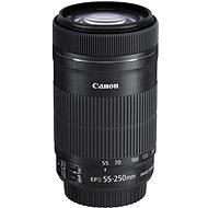Canon EF-S 55-250mm F4.0 - 5.6 IS STM - Objektív