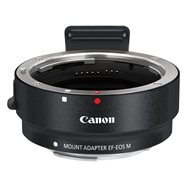 Canon EF-EOS M adapter - Adapter