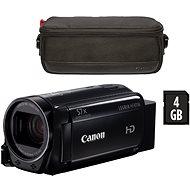 Canon LEGRIA HF R706 fekete - Essential Kit - Digitális videókamera