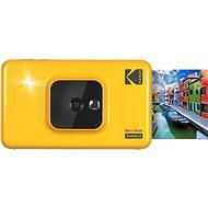 Kodak MINISHOT COMBO 2 sárga - Instant fényképezőgép