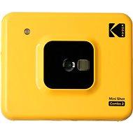 Kodak MINISHOT COMBO 3 Yellow - Instant fényképezőgép