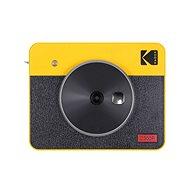 Kodak MINISHOT COMBO 3 Retro sárga - Instant fényképezőgép