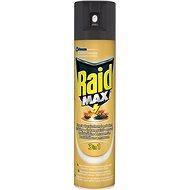 Raid MAX rovarirtó mászó rovarok ellen 400 ml - Rovarriasztó