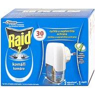 RAID elektromos párologtató 1 + 21 ml - Rovarriasztó
