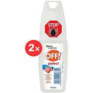 OFF! Protect 2×100 ml - Rovarriasztó