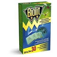BIOLIT párna elektromos párologtatóhoz 30 db - Rovarriasztó