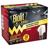 BIOLIT Plus elektromos párologtató +31 ml - Rovarriasztó