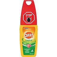 OFF! Tropical rovarriasztó spray 100 ml - Rovarriasztó