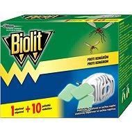 BIOLIT elektromos rovarriasztó készülék és utántöltő lapok, 10+1 db - Rovarriasztó