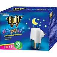 Biolit családi elektromos párologtató 45 éjszakára elegendő töltettel - Rovarriasztó