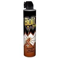 BIOLIT Plus Stop spray - pókok ellen 400 ml - Rovarriasztó