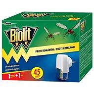 BIOLIT elektromos párologtató 27 ml-es patronnal - Rovarriasztó