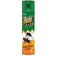 BIOLIT UNI spray a mászó és repülő rovarok ellen narancs aromával 400 ml - Rovarriasztó