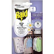 RAID friss virágos aktív védelem a molylepkék ellen 4 db - Rovarriasztó