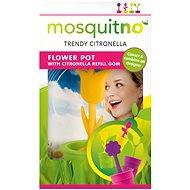 MosquitNo Dekoratív virágcserép (több szín) - Rovarriasztó