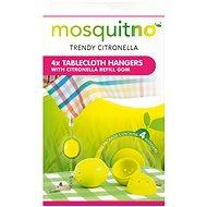 MosquitNo terítő nehezék pihentető citromfű illattal - Rovarriasztó