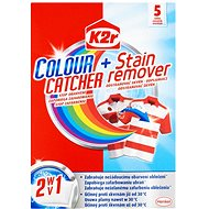 K2R Colour catcher + Stain remover (5 ks) - Mosózsák