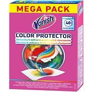 Vanish Color Protect 20 db - Törlőkendő mosógépbe