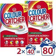 K2R Colour Catcher (2× 40 db) - Törlőkendő mosógépbe