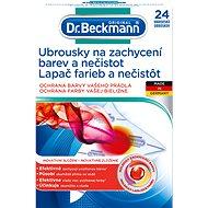 DR. BECKMANN szín- és szennyfogó kendő 24 db - Törlőkendő mosógépbe