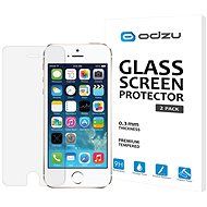 Odzu Glass Screen Protector iPhone 5S/SE készülékhez - Képernyővédő