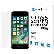 Odzu Glass képernyővédő fólia iPhone 7 és iPhone 6S készülékekhez - Képernyővédő