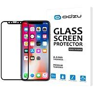 Odzu Glass Screen Protector E2E iPhone X/XS - Képernyővédő