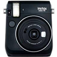 Fujifilm Instax Mini 70 fekete - Instant fényképezőgép
