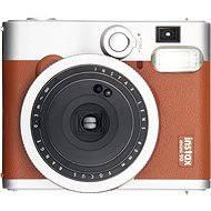 Fujifilm Instax Mini 90 Instant Camera barna - Instant fényképezőgép