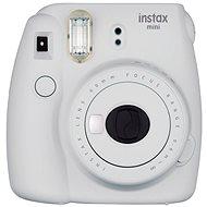Fujifilm Instax Mini 9 Füstös fehér - Instant fényképezőgép
