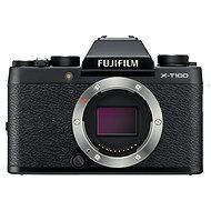 Fujifilm X-T100 test fekete - Digitális fényképezőgép