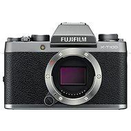 Fujifilm X-T100 test ezüst - Digitális fényképezőgép