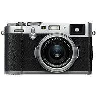 FUJIFILM FinePix X100F ezüst - Digitális fényképezőgép