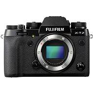 Fujifilm X-T2 fekete - Digitális fényképezőgép