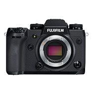 Fujifilm X-H1 fekete test - Digitális fényképezőgép